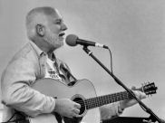 Doug Spears at the Florida State Acoustic Music Camp, 2008 - photo (C) Diana Ost